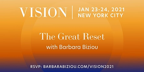 VISION 2021: The Great Reset tickets