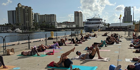 Wellness at the Wharf, Sparkman Wharf and Bella Prana Yoga tickets