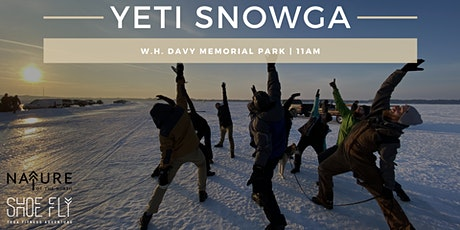 Yeti Yoga with Nature of the North & Shoe Fly tickets