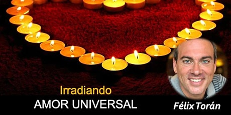 Irradiando amor universal (Zoom) tickets