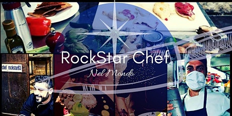 Workshop de Alta Gastronomia - Chef RockStar Nel Mondo ingressos