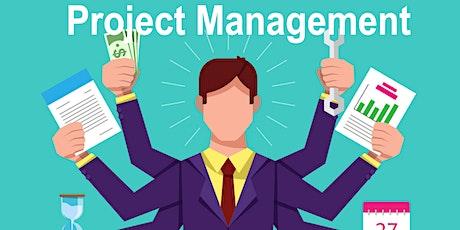 Project Management - Essentials (Free) tickets