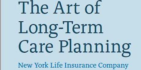 The Art of Long Term Care Planning - A Webinar tickets