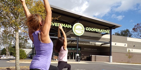 Outdoor Yoga w/ John @ Ever'man 9 Mile tickets