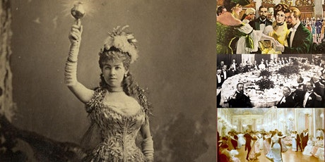 'The Famous Gilded Age Balls that Forever Changed NYC' Webinar tickets