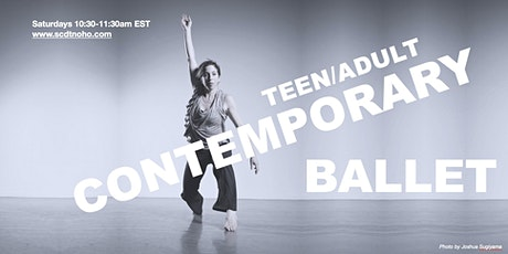 Teen/Adult Contemporary Ballet tickets
