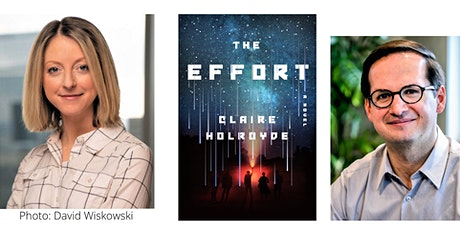 Book Launch: THE EFFORT by Claire Holroyde tickets