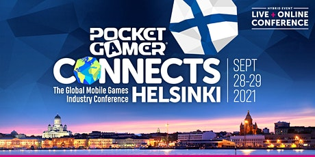 PG Connects Helsinki 2021 tickets