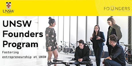 UNSW Founders Information Session tickets