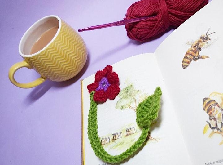 Mothers Day Crochet Workshop image