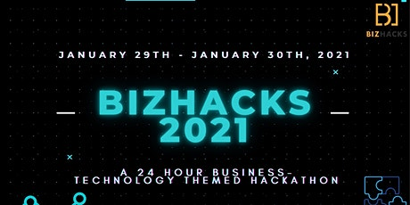 BizHacks 2021 tickets