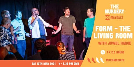 Online Improv Elective: Form - The Living Room tickets
