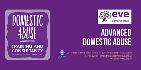 Advanced Domestic Abuse Training tickets