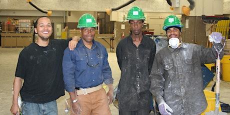 ONLINE Information Session - Construction Craft Worker Foundations Program tickets