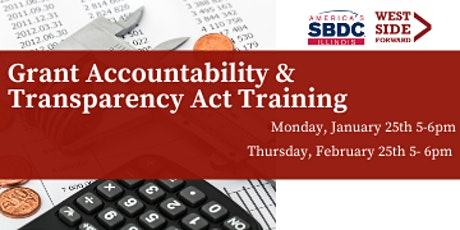 Grant Accountability Transparency Act tickets