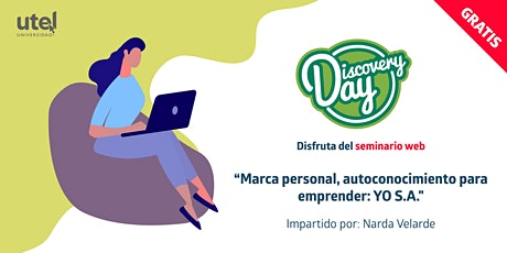 """Seminario Web """"Marca personal, autoconocimiento para emprender: YO S.A."""" entradas"""