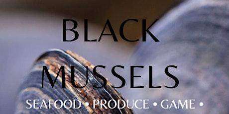 Black Mussel Boil tickets