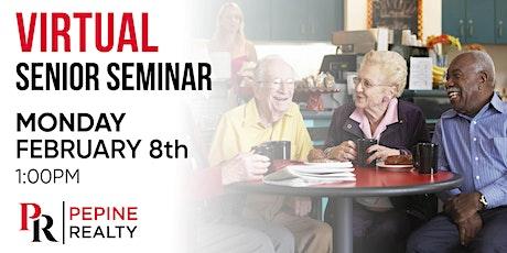 Virtual Senior Living Seminar tickets