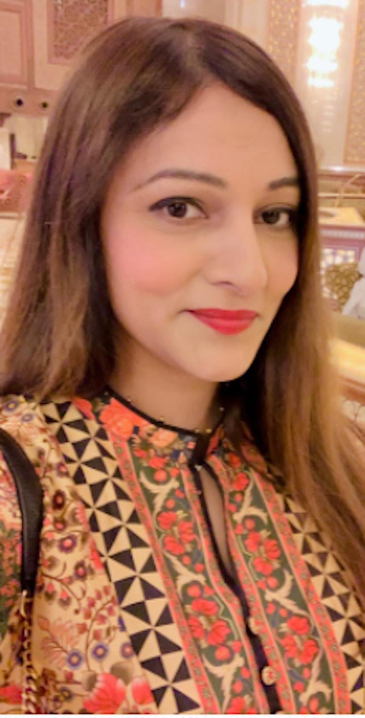 MACFEST2021: Mughal Florals Art Workshop image