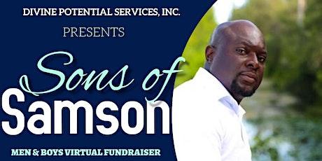 Sons of Samson, Men & Boys Virtual Fundraiser tickets