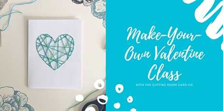 Make-Your-Own Easter Card Class tickets