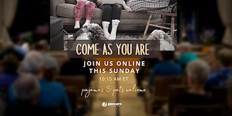 Sunday Worship Service - Online tickets