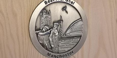 Virtual Running Event - Run 5K, 10K, 21K - Manchester Medal entradas