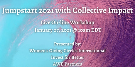Jumpstart 2021 with Collective Impact tickets