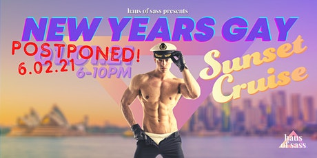 NEW YEARS GAY: SUNSET CRUISE by Haus of Sass tickets