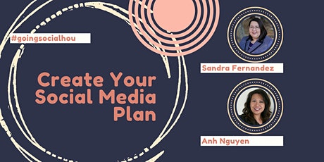 CREATE YOUR SOCIAL MEDIA PLAN tickets