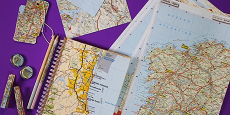 Take and Make Craft | Maps and Magnets @ Sutherland Library tickets