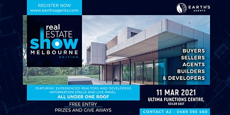 Real Estate Show Melbourne tickets