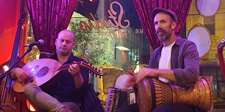 Matt Stonehouse and Singer/Oud Virtuoso Yuval Ashkar ticketed event tickets