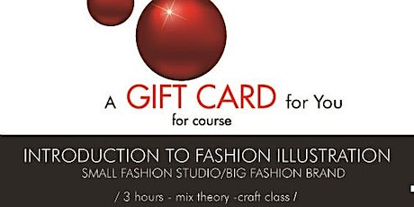 Introduction to Fashion  Illustrations  (offer expires 1/21/2021) tickets