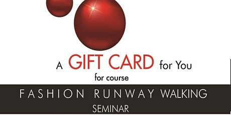 Model Walking Seminar (Offer Expires 1/16/2021) tickets