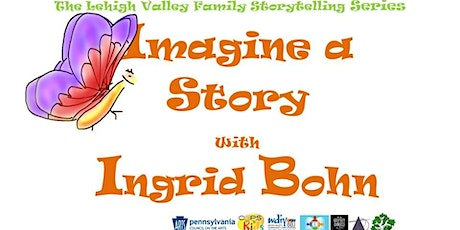 Imagine A Story with Ingrid Bohn tickets