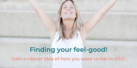 Finding your feel-good! tickets