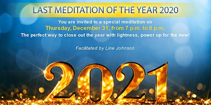 Image de Méditation du 31 décembre