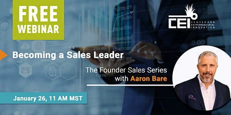 Becoming a Sales Leader tickets