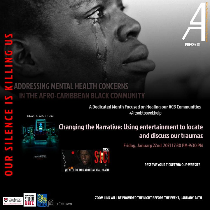 Changing the Narrative:Using entertainment to locate and discuss our trauma image