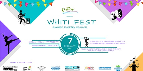 Whiti Fest tickets