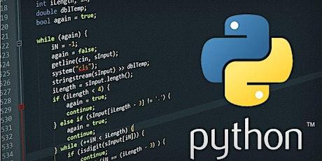 Curso de Programação em Python ingressos