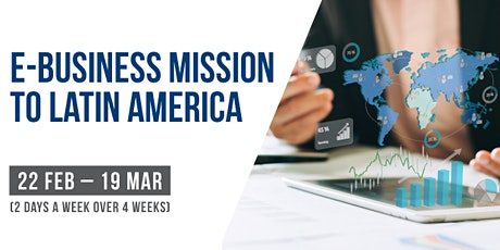 E-business Mission to Latin America tickets