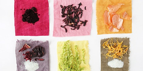 One Planet Market talks- Natural plant dye workshop tickets