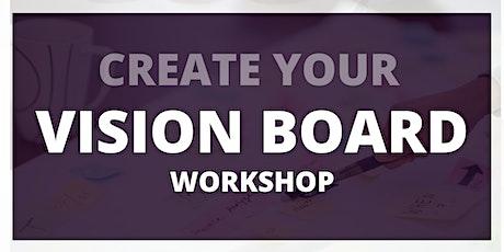 Goal Setting & Vision board Creation to Kickstart 2021 Workshop tickets