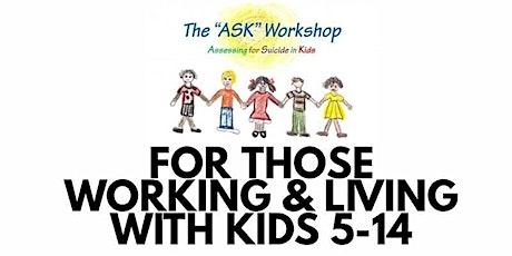 ASK Workshop V3 (Online) tickets