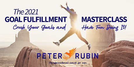 The 2021 Goal Fulfillment Masterclass tickets