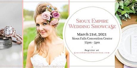 Sioux Empire Wedding Showcase | March 21st, 2021 tickets