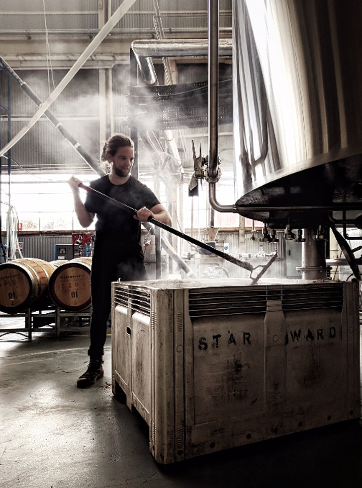 Starward Whisky Distillery Tour image