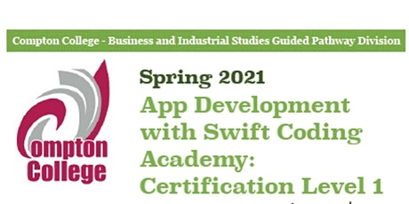 Information Session: Learn To Code with Apple Swift! tickets